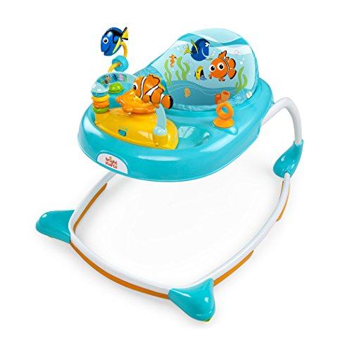 Disney Baby 60059 Sea & Play Girello, Tematica Alla Ricerca di Nemo, Blu