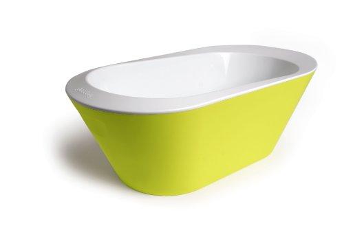 Hoppop 32130047 Vaschetta Bato+, Verde (Lime)
