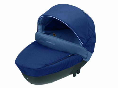 Bébé Confort - Windoo Plus Navicella per Passeggino, Omologata Auto (0-10kg), Dress Blue